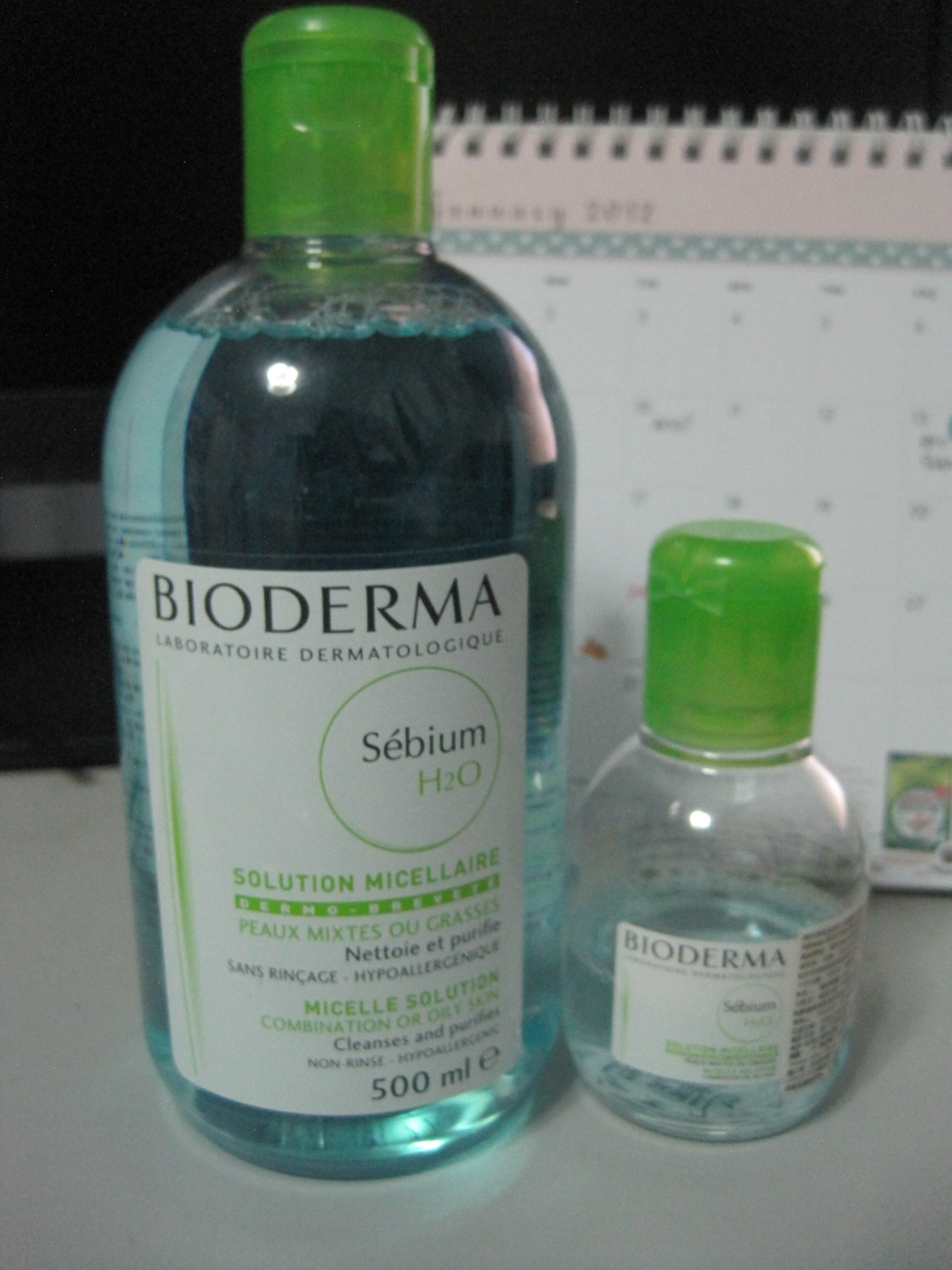 Review Bioderma Sebium H2o Micelle Solution Sweetpots 500ml Initially